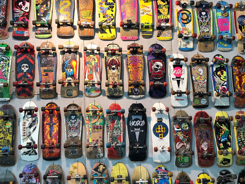 Skateboard Hall Of Fame