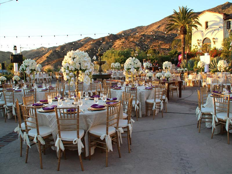 Hummingbird Nest Wedding Venue