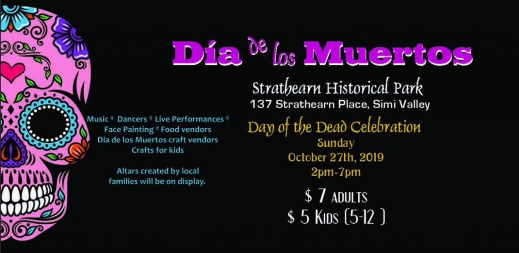 Dia De Los Muertos Simi 2019